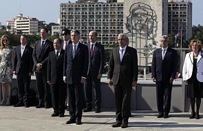Szef brytyjskiej dyplomacji złożył wizytę na Kubie