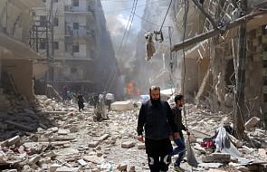 W ostrzale meczetu w Aleppo zginęły trzy osoby