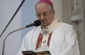 Abp Budzik: użyczmy Chrystusowi naszych dłoni