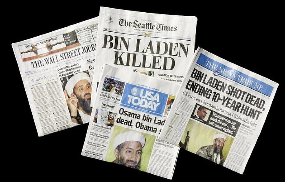 Pięć lat temu zginął Osama bin Laden