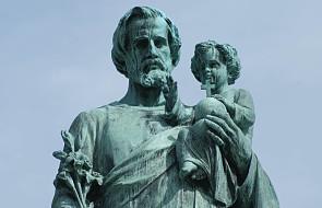 1 maja - dniem św. Józefa, patrona ludzi pracujących