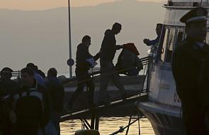 Wypłynęły pierwsze łodzie z migrantami do Turcji