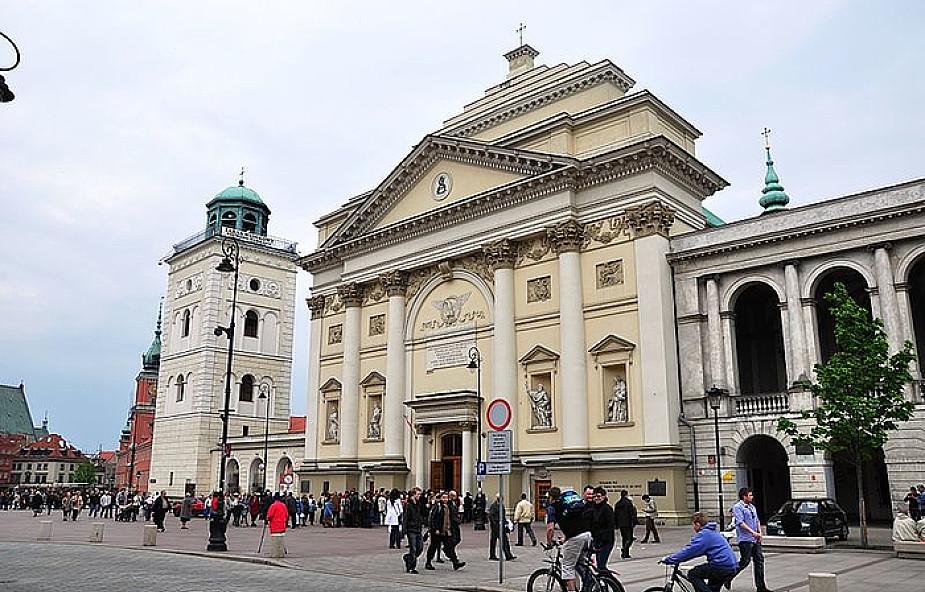 Oświadczenie ws. incydentu w kościele św. Anny