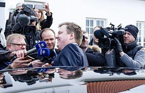 Premier Islandii poda się do dymisji