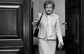 Zmarła Zyta Gilowska - b. wicepremier i minister finansów