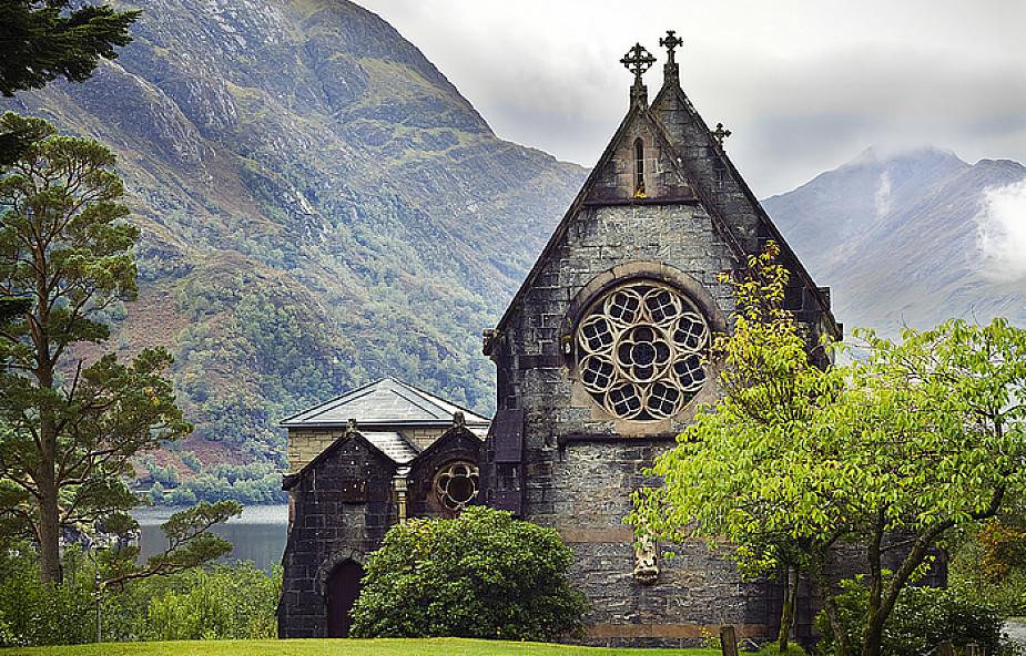 Ponad połowa Szkotów nie wyznaje żadnej religii