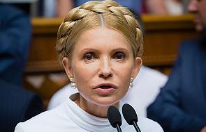 Ukraina: partia Tymoszenko przechodzi do opozycji