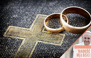 Papież o nowych normach dotyczących rozwodników