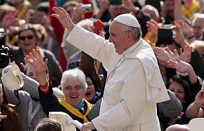 Franciszek: jałmużna znaczy miłosierdzie