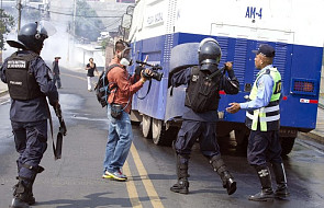 Honduras: biskupi o korupcji w policji i służbie bezpieczeństwa