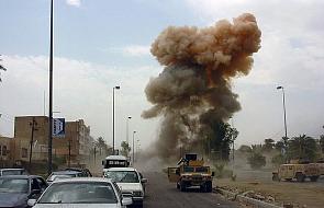Irak: zamachy bombowe, co najmniej 88 zabitych