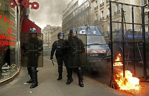 Francja: Policja usunęła protestujących