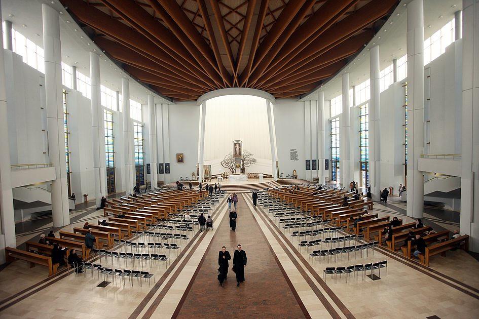 10 miejsc, które powinien odwiedzić każdy katolik - zdjęcie w treści artykułu nr 1