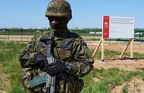 """NATO znów przetestuje """"szpicę"""" na polskim poligonie"""