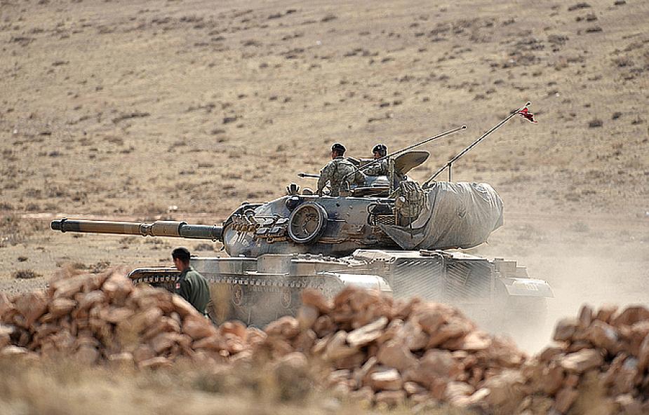 Syria: krawy atak dżihadystów