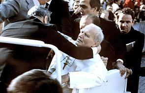 Włoski pielęgniarz wspomina zamach na Jana Pawła II