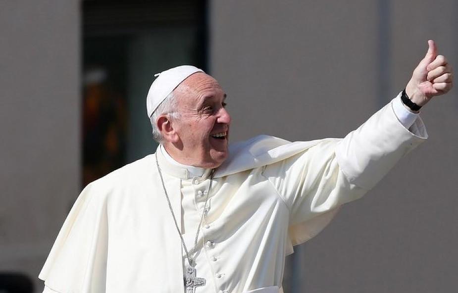 Papież do Polaków: otwórzcie się na działanie Ducha
