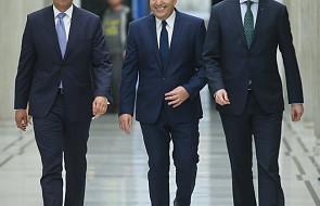 Spotkanie liderów opozycji dot. kryzysu konstytucyjnego
