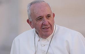 Franciszek: dziękuje Bogu za sanktuarium w Toruniu