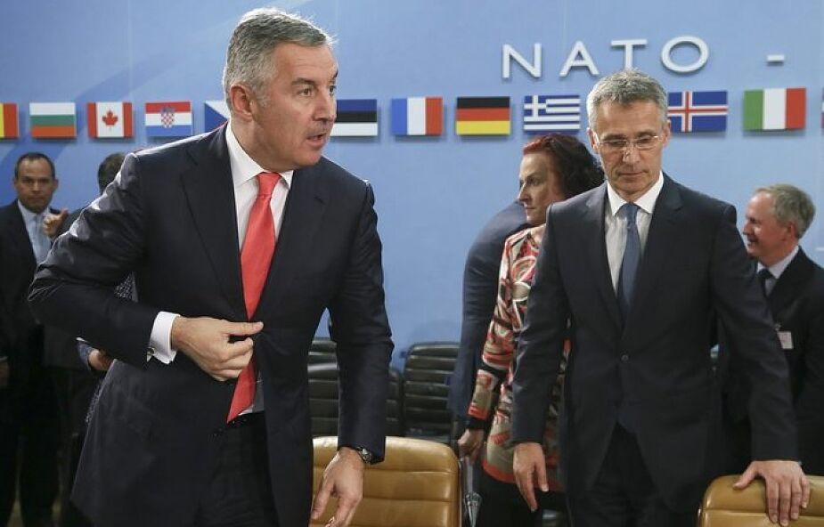 Rosja: będzie reakcja na przyjęcie Czarnogóry do NATO