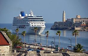 Pierwszy od dekad statek wycieczkowy zawinął do Hawany