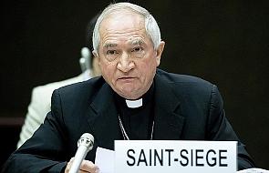 Abp S. Tomasi sceptycznie o rokowaniach pokojowych