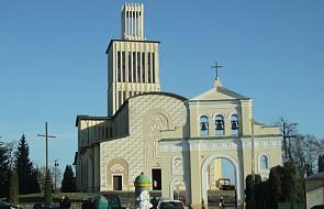 To jedyne w Polsce sanktuarium Trójcy Świętej