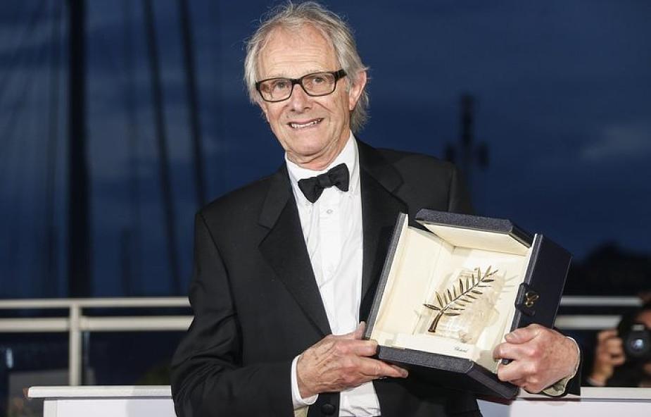 Złota Palma w Cannes dla filmu Kena Loacha