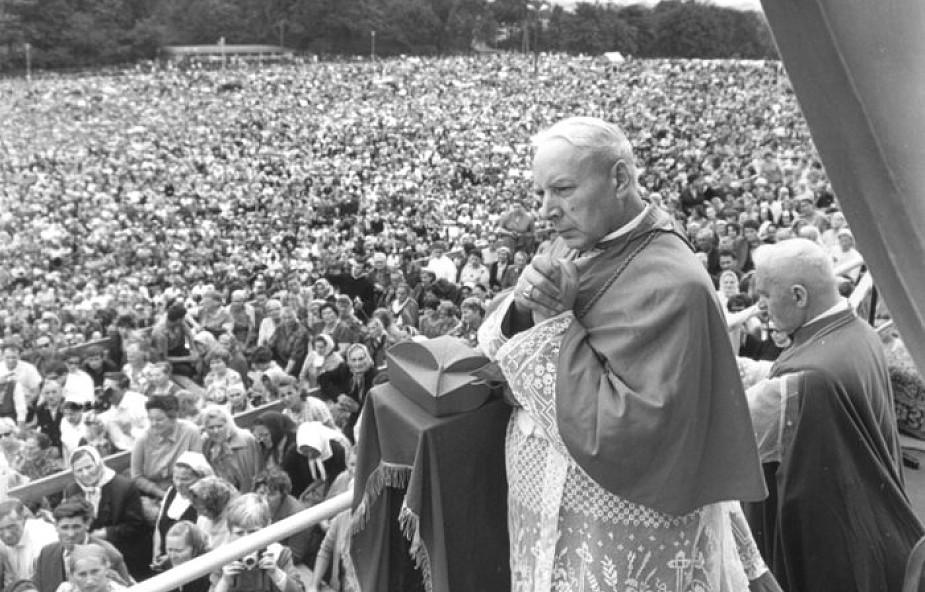 10 inspirujących cytatów kardynała Stefana Wyszyńskiego