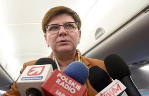 Wiceszef KE spotka się z premier Szydło