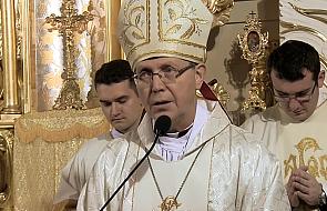 Bp Piotr Libera: bądźmy ludźmi Eucharystii