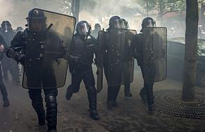 Francja: starcia podczas manifestacji. Są ranni