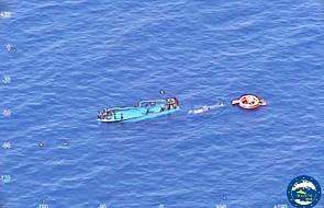 Zatonęła łódź z imigrantami. Nie żyje ok. 30 osób