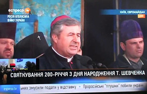 Zmarł katolicki biskup Kijowa Piotr Malczuk OFM