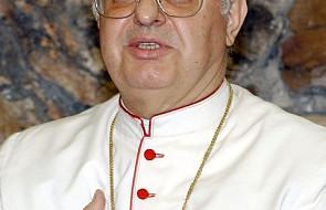 Watykan: sekretarz generalny synodu nagrał płytę