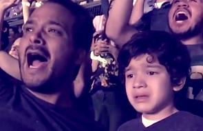 Zabrał autystycznego syna na koncert Coldplay. Zobacz jego reakcję  [WIDEO]