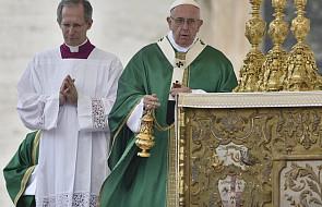 Papież na posiedzeniu szefów Kurii Rzymskiej
