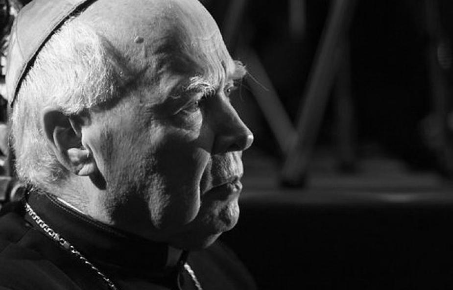 Zaczęły się uroczystości pożegnalne abp. Gocłowskiego