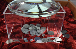 Miłośnik historii z Zalewa znalazł na polu starożytny skarb