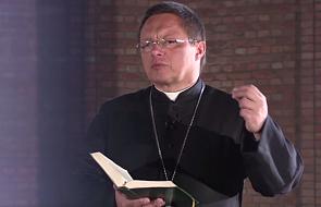 Bp Ryś: wszystkie wydarzenia Ewangelii są zapisane dla nas
