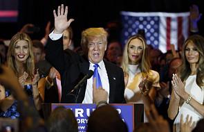 USA: Trump pewnym nominatem Republikanów