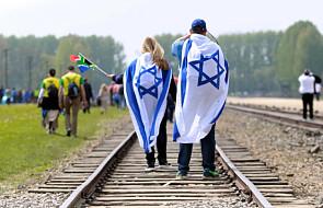 Marsz Żywych z udziałem Żydów i Polaków