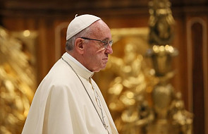 Papież otrzyma Nagrodę Karola Wielkiego