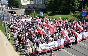 "Manifestacja RN pod hasłem ""Odwagi Polsko"""