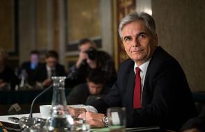 Austria: kanclerz Faymann ustąpił ze stanowiska