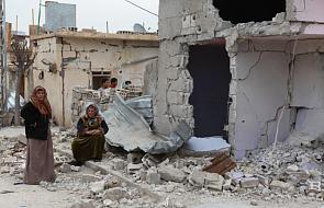 Syria: Do Damaszku dotarł konwój humanitarny