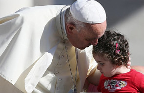 Papież spotka się w Krakowie z chorymi dziećmi