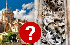 Tajemnica astronauty na katedrze z XVI wieku