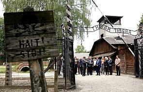 Zmarł więzień z pierwszego transportu Polaków do Auschwitz