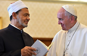 Czy papież przyjmie zaproszenie wielkiego imama?